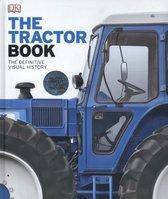 Boek cover The Tractor Book van Dk (Hardcover)