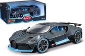 Afbeelding van Bburago Bugatti Divo Blauw 1:18 speelgoed