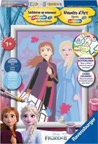 Ravensburger Schilderen op nummer Disney Frozen 2