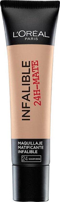 l oréal infaillible 24h