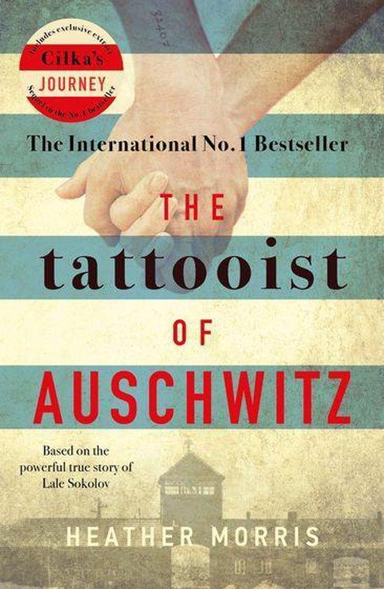 Boek cover The Tattooist of Auschwitz van Heather Morris (Onbekend)