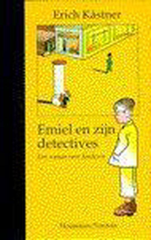 Emiel en zijn detectives - Kastner |