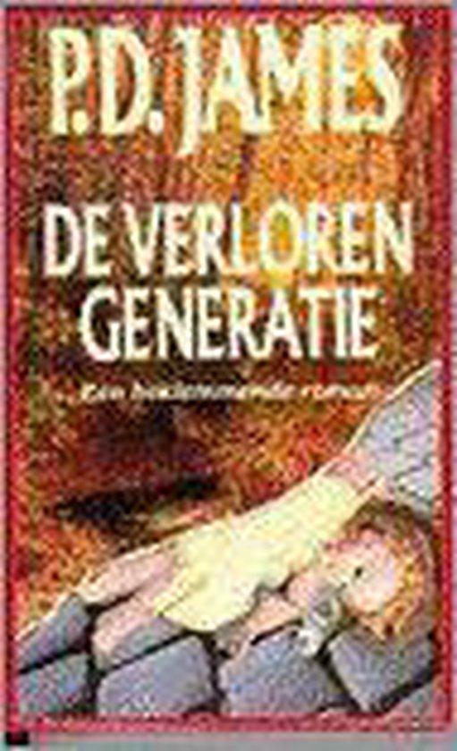 Verloren generatie - P.D. James |