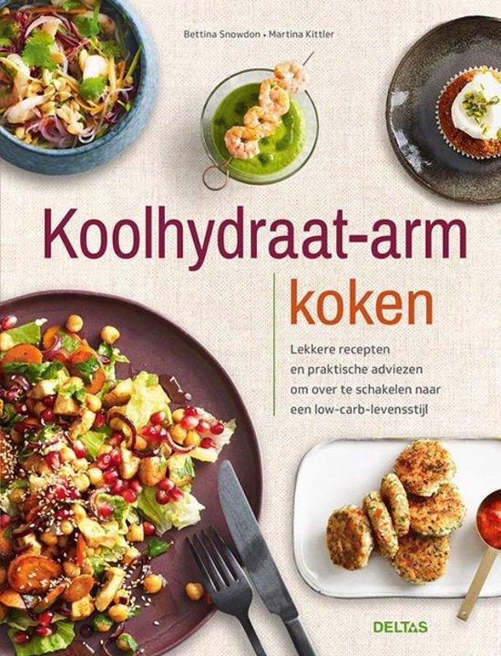 Koolhydraat-arm koken - Bettina Snowdon  