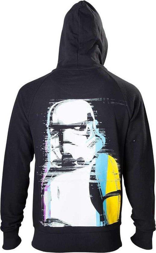 Star Wars Hoodie Zwarte Stormtrooper op Achterkant 2XL
