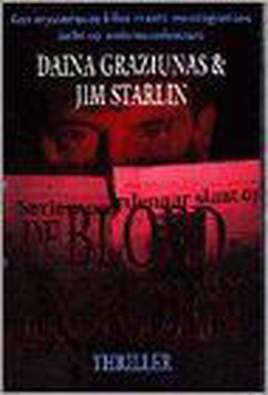 Bloedhonden - Jim Stewart pdf epub