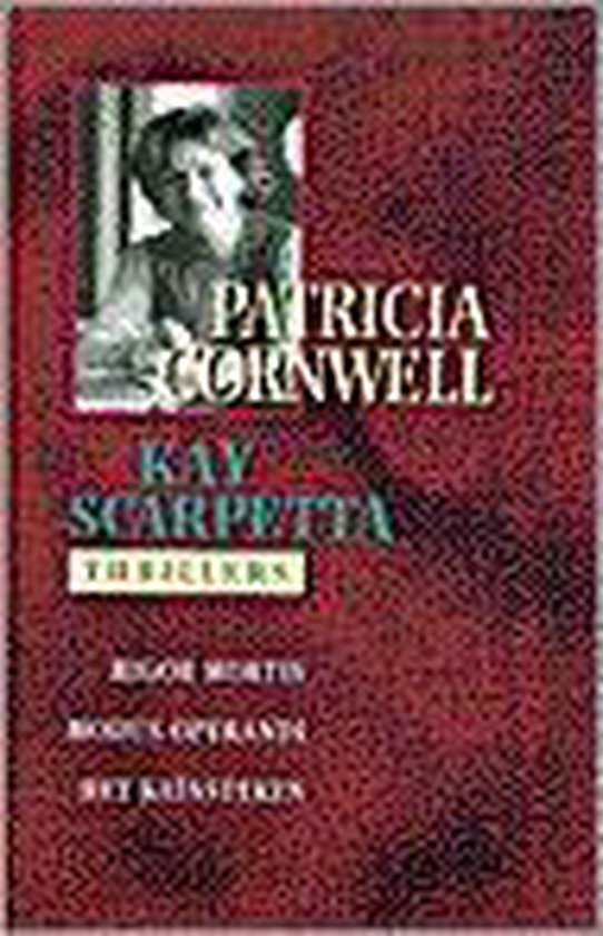 Kay Scarpetta Thrillers 2 - Patricia D. Cornwell pdf epub