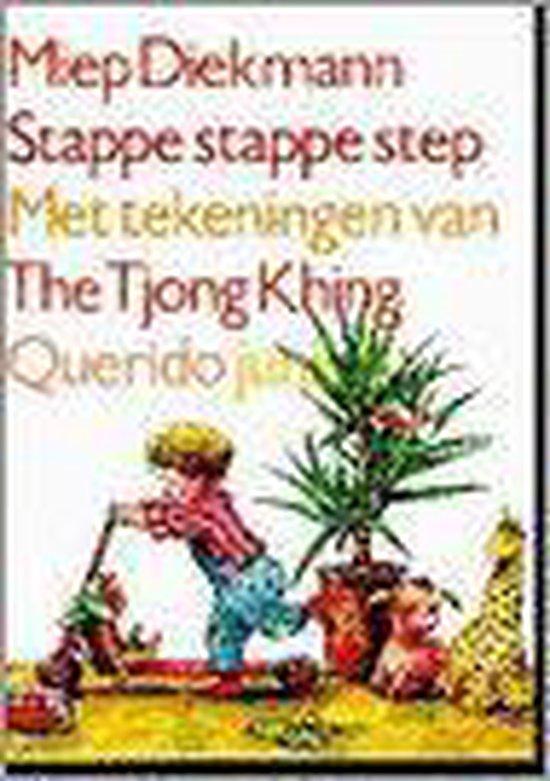 Boek cover Stappe stappe step van Miep Diekmann (Paperback)