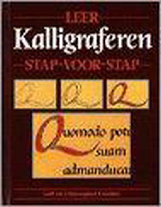 Leer kalligraferen (stap voor stap)