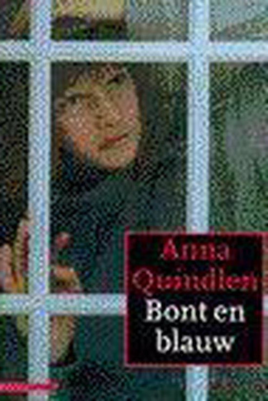 Bont en blauw - Anna Quindlen |