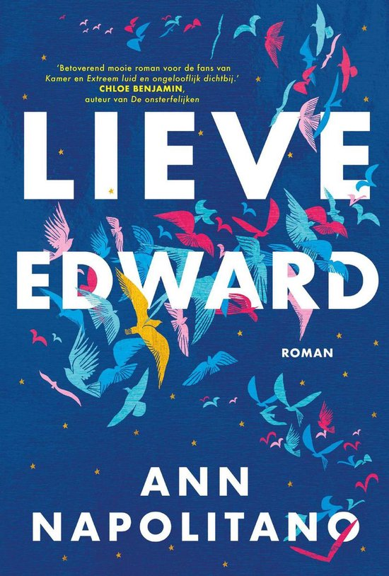 Boek cover Lieve Edward van Ann Napolitano (Onbekend)