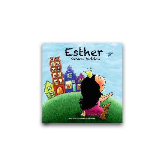 PeuterBijbelboekjes - Esther - Natascha Brouwer-Rothuizen |