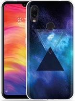 Xiaomi Redmi Note 7 Hoesje Space