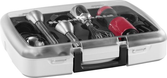 KitchenAid 5KHB2571EER - Staafmixer - Keizerrood