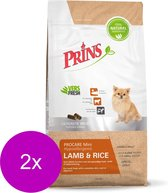 Prins Procare Mini Lam & Rijst - Hondenvoer - 6 kg
