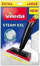 Vileda vervanging voor Steam XXL – stoomreiniger – 2 stuks