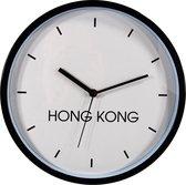 HOOMstyle Steden wandklok Hong Kong - 30cm