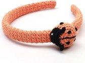 Naturezoo Haarband Lieveheersbeestje Oranje