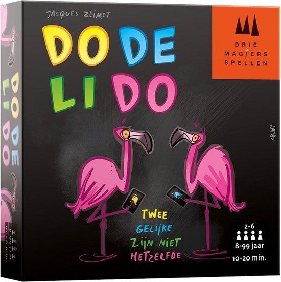 Spel - Kaartspel - Dodelido - 8+