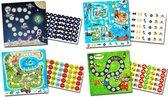 Beloningssysteem voor Jongens   4 complete sets   16 KEER te gebruiken!   80 stickers   8 DUBBELZIJDIGE kaarten