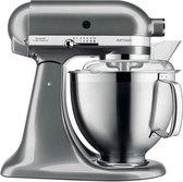 KitchenAid ARTISAN 5KSM185PS keukenmachine 300 W 4,8 l Zilver