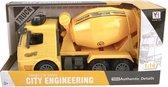 Ya Hang Toys Cementwagen met Licht en Geluid 1:14