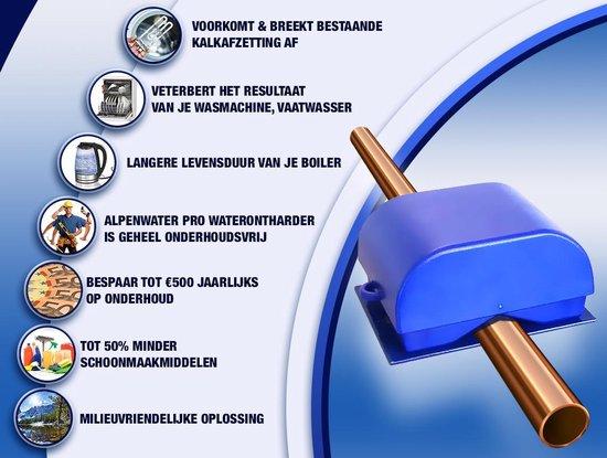 Waterontharder Magneet Alpenwater PRO