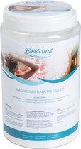 4 KG Magnesium vlokken badkristallen badzout - magnesium via huid - magnesium bad - magnesium voetenbad pot