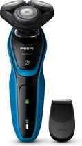 Philips AquaTouch scheerapparaat  S5050/04 - elektrisch - voor nat en droog scheren
