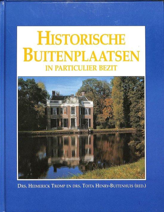 Historische buitenplaatsen - Auteur Onbekend |