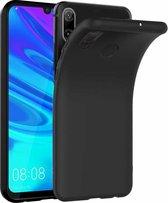 Hoesje CoolSkin Slim TPU Case voor Huawei P Smart 2019 Zwart
