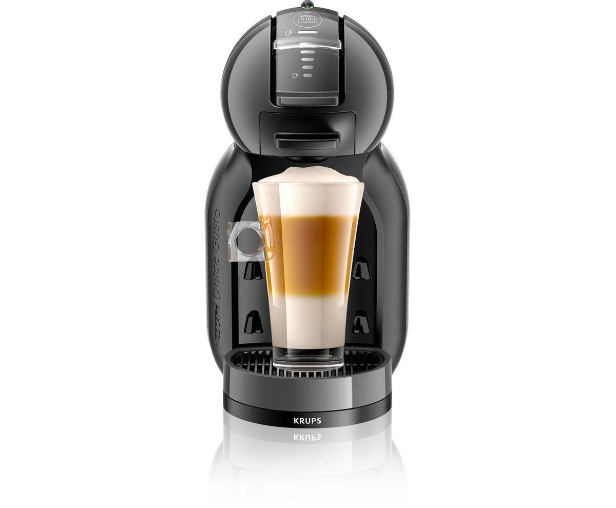 Krups KP1208 Nescafé Dolce Gusto MiniMe - Antraciet / zwart