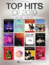 Afbeelding van Top Hits of 2019 Easy Piano Songbook