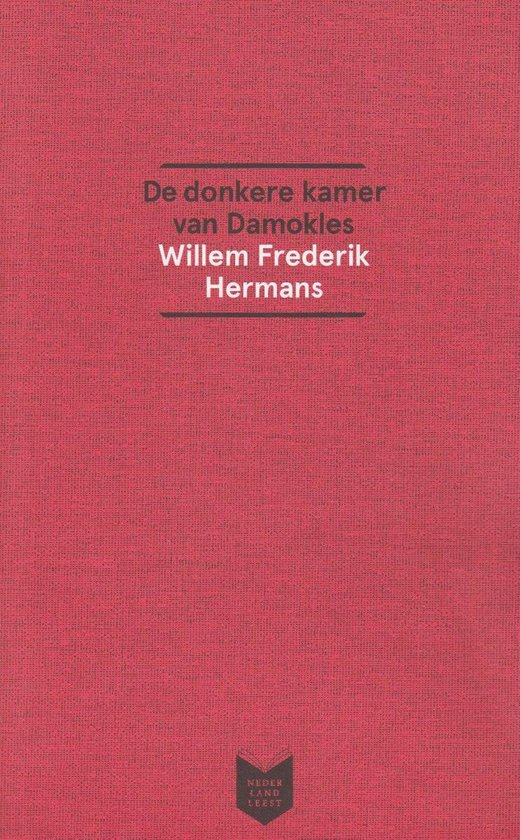 Boek cover De donkere kamer van Damokles van Willem Frederik Hermans (Paperback)