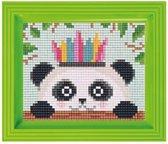 Pixelhobby Classic Panda Indiaan 10x12 cm