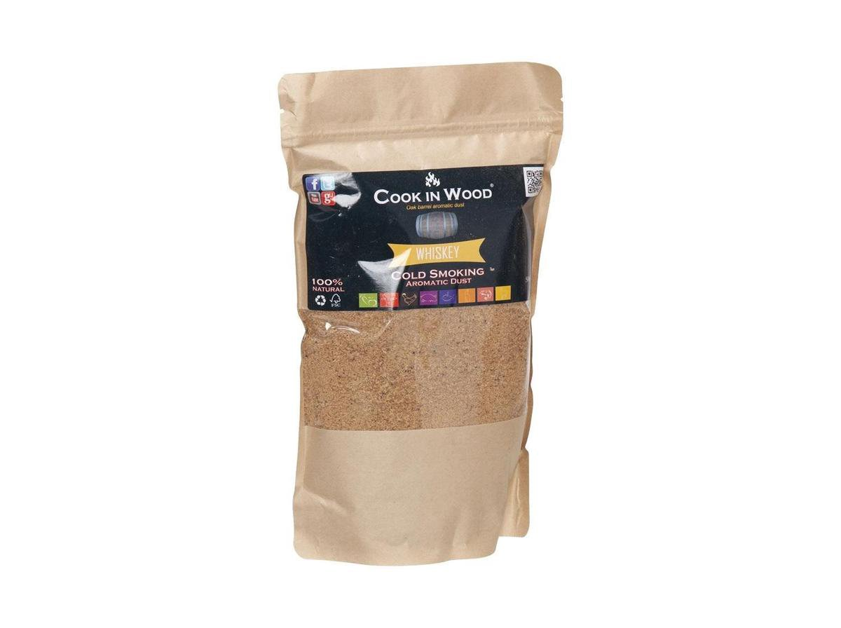 Cook in Wood Rookmot Whiskey - 500 gram