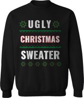 JAP Foute kersttrui - Ugly Christmas Sweater - Dames en heren - Maat S