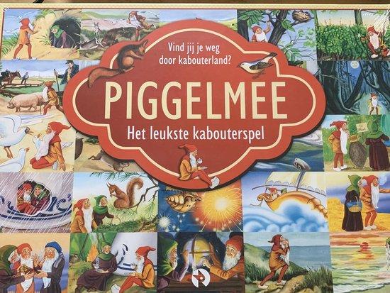 Piggelmee kabouterspel - Rubenstein |