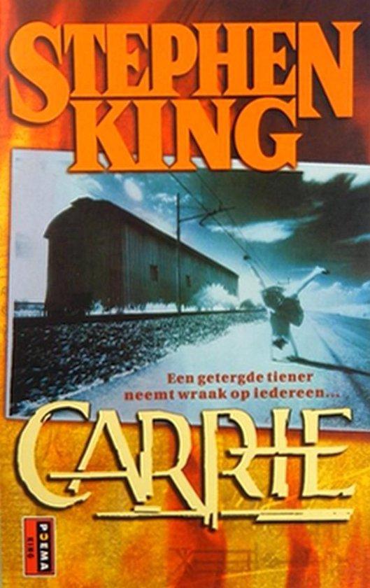 Poema pocket Carrie - Stephen King |