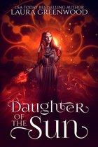Boek cover Daughter of the Sun van Laura Greenwood