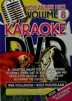 Karaoke Dvd - Hollandse Hits 8