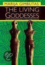 Omslag The Living Goddesses