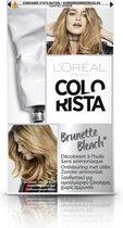 L'Oréal Paris Colorista Effect - Brunette Bleach - Permanente Haarkleuring