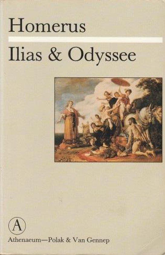 Ilias & Odyssee - Homerus |