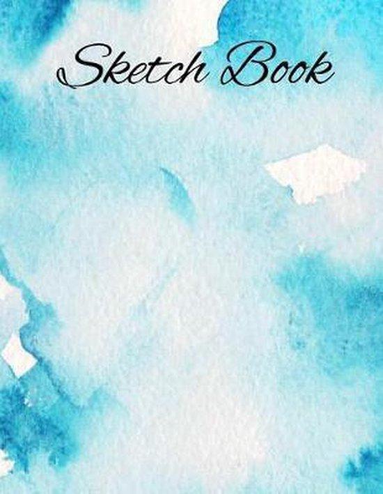 Sketch Book: 8.5 X 11, Personalized Artist Sketchbook