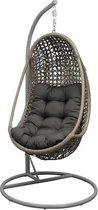 Hangstoel Egg Chair Funny Relax Sand