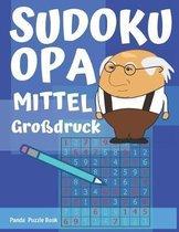Sudoku Opa - Mittel - gro druck