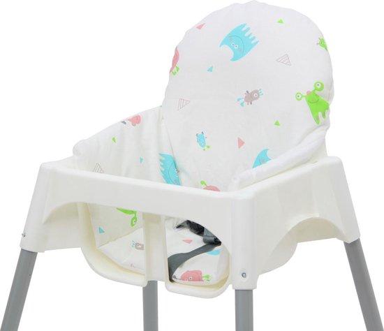 Wonderbaar bol.com | Polini Inlegkussen voor IKEA Antilop Kinderstoel LT-02