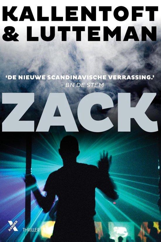 Zack - Mons Kallentoft |