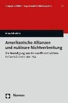Amerikanische Allianzen Und Nukleare Nichtverbreitung